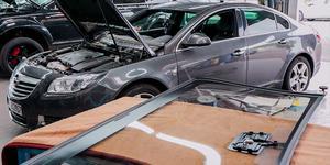 Kostengünstige PKW Scheiben wechsel