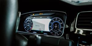 Active Info Display VW Golf VII