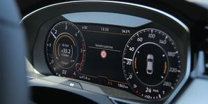 Active Info Display VW